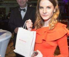 Auch Pauline Raffler gewann eine Armbanduhr von Uhren & Schmuck Schlegel.