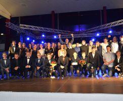 Ehrung Nachwuchsmannschaft des Jahres 2017