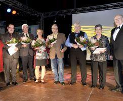 Auszeichnung ehrenamtlicher Sportfunktionäre
