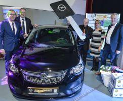Hauptgewinner Opel KARL
