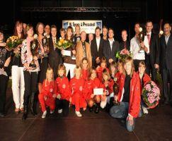 Sportler und Mannschaften des Jahres 2008