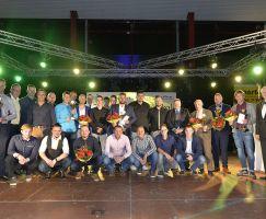 Ehrung Mannschaft des Jahres 2017