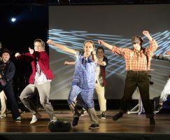 Auftritt Tanzschule Drehpunkt Eisenach