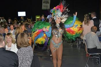 Heiße Rhythmen bei der Brasil Show Köln.